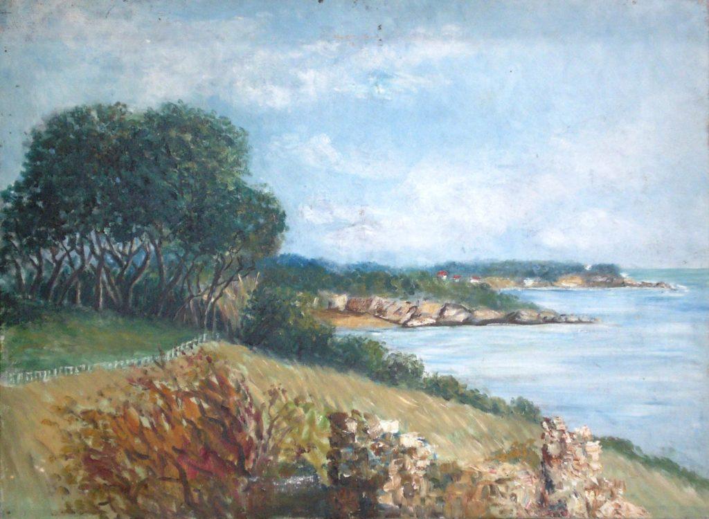 La côte des Fées