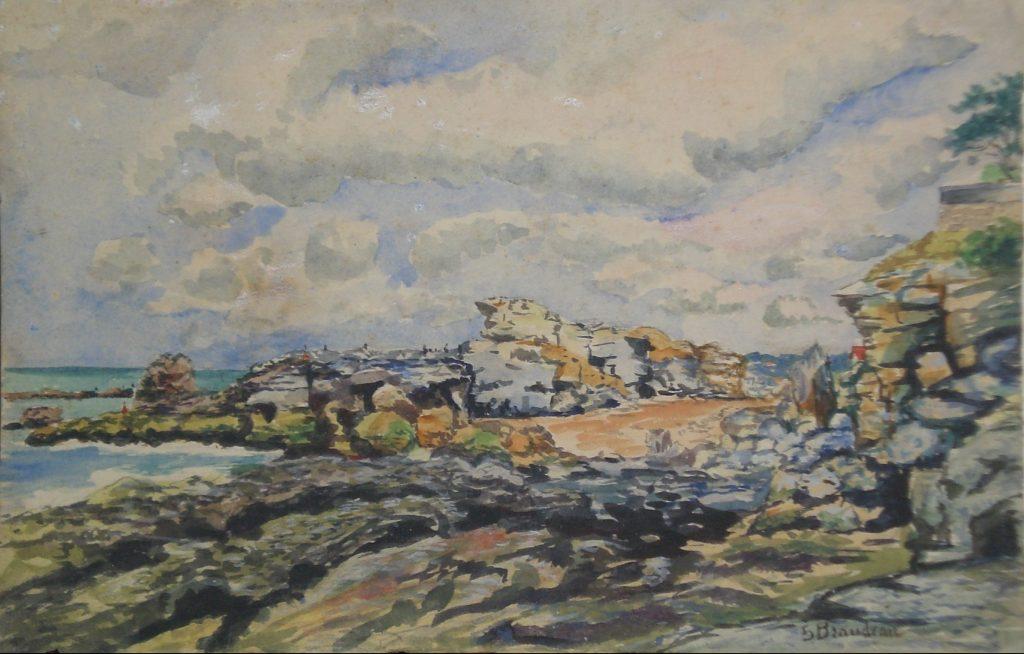 Passion des rochers - début