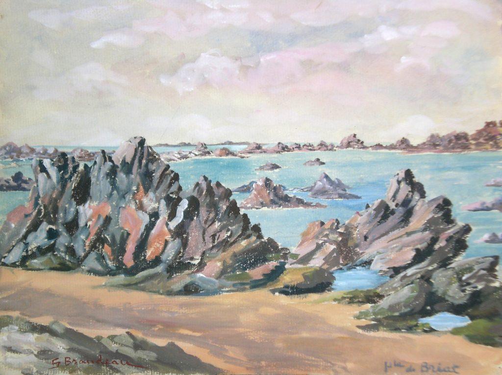 Pointe de Bréat