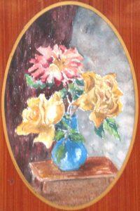 Petit bouquet de roses