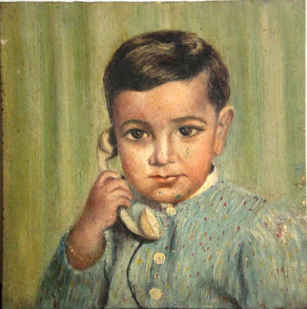 A.G. téléphone