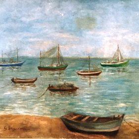 Bateaux à Bonne