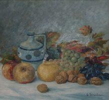 Fruits d'automne à la cruche - Huile